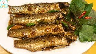 CÁ ĐỐI KHO NGHỆ | Cách kho cá đơn giản thơm ngon | Bếp Của Vợ