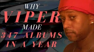 Why Viper Made 347 Albums in a Year
