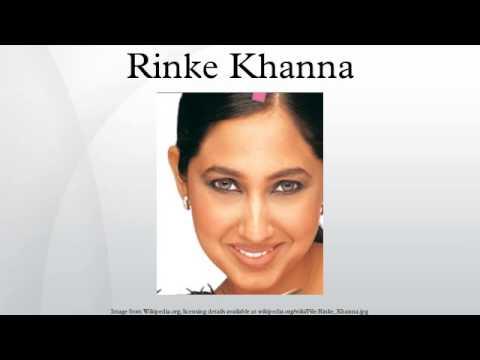 Rinke Khanna