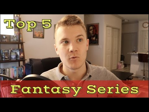 Top 5 Fantasy Series According To YOU!