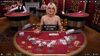 INSANE Live Dealer Blackjack Session♣️