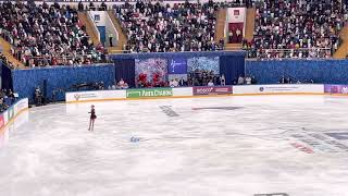 Александра Трусова ПП Кубок первого канала по фигурному катанию 2021