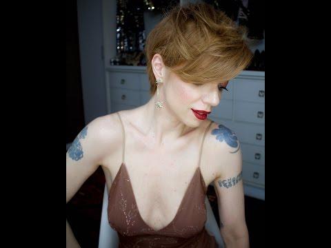 Julia Petit Passo a passo Meio Emma, Meio Scarlett - cabelo