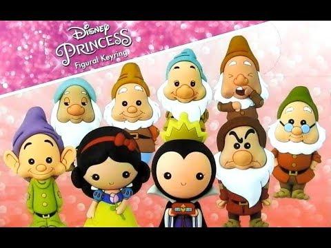 Disney Princess Snow White Figural Keyring Series Bashful