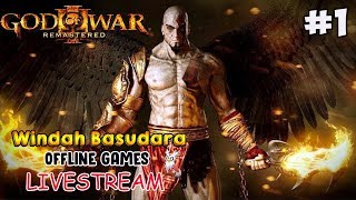[🔴] REPLAY Namatin God of War III - MENUJU TOP GLOBAL SEMUA GOD OF WAR !