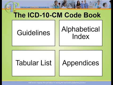 Introduction To 2020 ICD 1 0 CM Manual