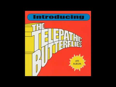 Radio Darlings - The Telepathic Butterflies