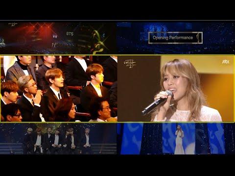 Sohyang-Wind song & BTS Reaction(Eng Sub) | 소향-바람의 노래 & BTS 리액션