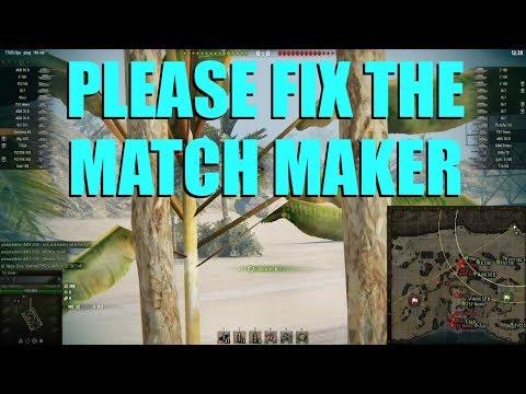 fix matchmaking wot
