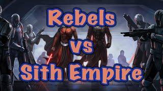 CLS Rebels wThrawn vs Sith Empire Meta