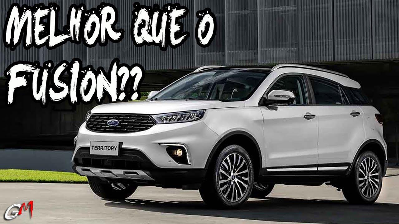 FORD TERRITORY É O SALVADOR DA MARCA NO BRASIL? VW T-CROSS 2021 MAIS EQUIPADO MAS FICA DEVENDO...