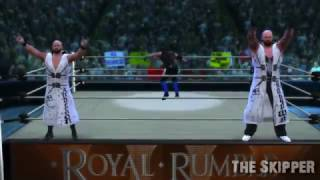 Wwe 2k17 ps3 - the club entrance