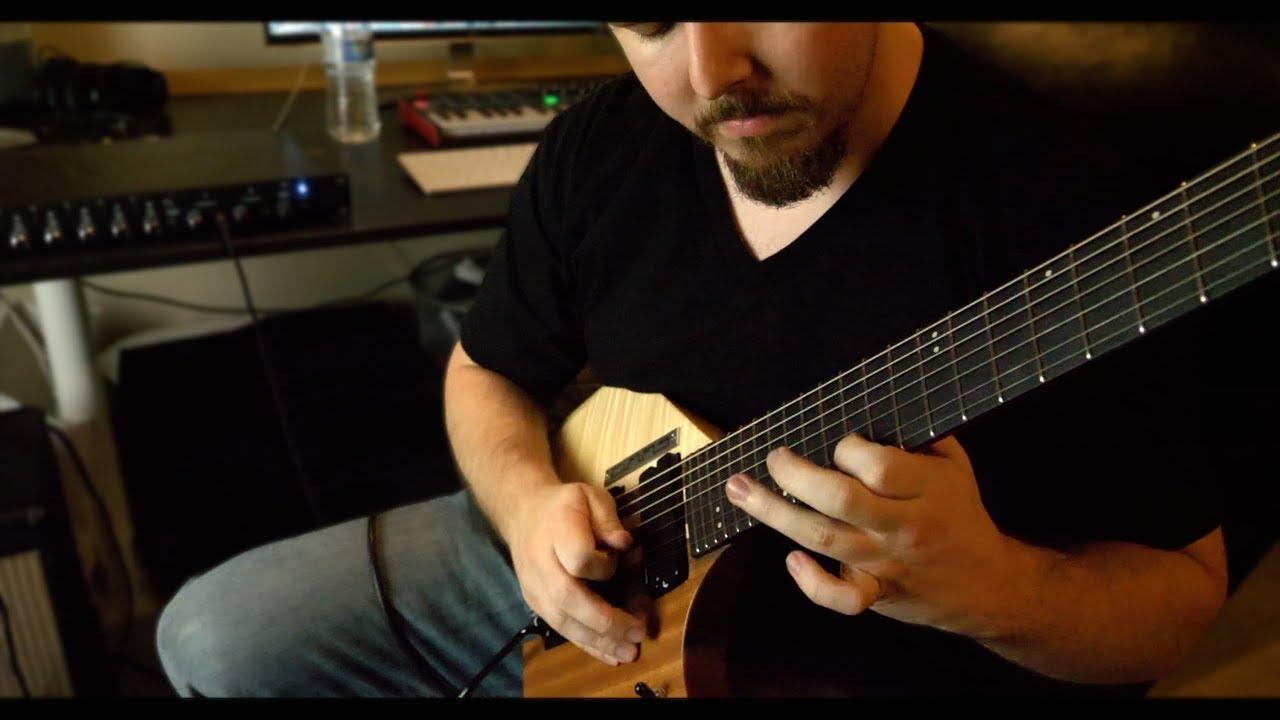 "Dylan Furr Guitar Improvising - ""Hindsight"" - DFB"