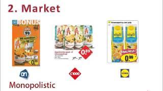price marketing mix