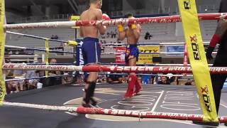 World Amateur Champioships K-1(ISKA) K-1(a),70 kg, 1/2,1 r