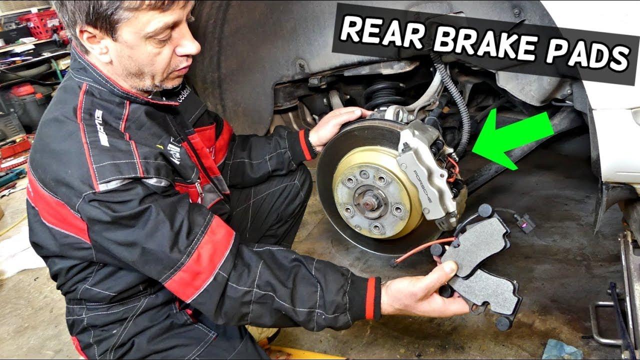Porsche Cayenne 955 //957//Audi Q7//VW Touareg Rear O//S  brake pipe