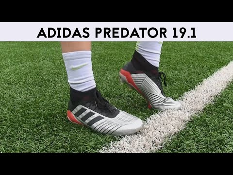 Best Adidas Boots For Controlling The Boot! | Adidas Predator 19.1 | GSS Show 4. Episode