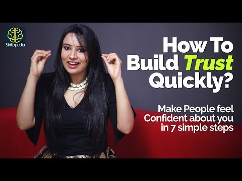 how-to-build-trust-and-confidence-in-people?-personality-development-training-video