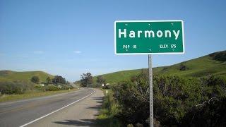 "Cronin Tierney  ""Harmony""  Tour slide show, Central Coast California"