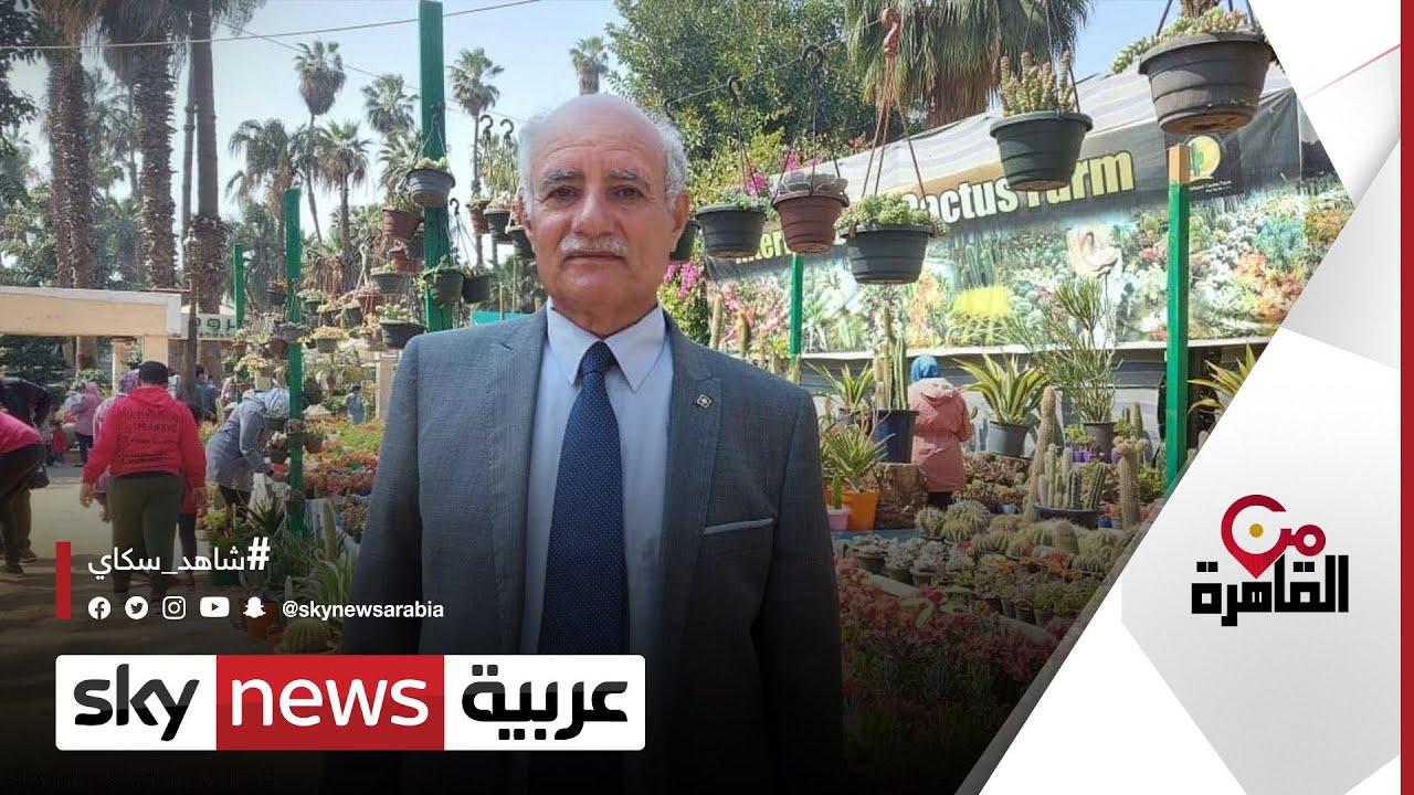 ثروت بدوي  .. خبير مصري في زراعة الصبار يعرف 12 ألف صنف | #من_القاهرة  - نشر قبل 8 ساعة