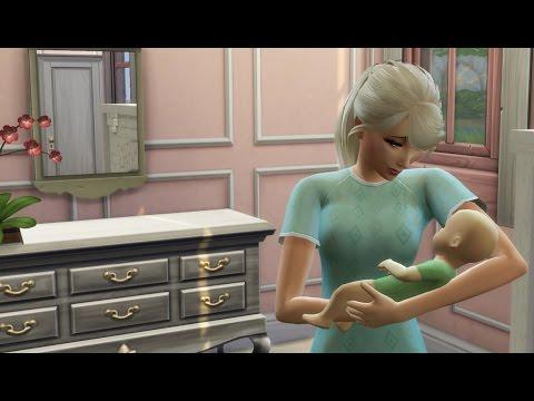 BARBIE ACCOUCHE DE SON 3 EME ENFANT #5- SIMS 4 thumbnail