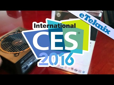 be quiet! CES 2016 Pure Power 9 PSU