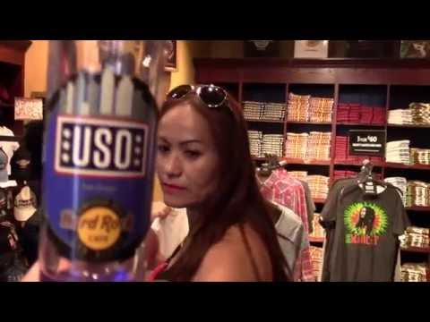 Somkhith-Cruised around San Diego (Hard Rock Cafe, Ocean and dog beach) Jun 2016