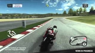 SBK 2011: Superbike World Championship - Sunny Day at Portimao Gameplay Preview | HD