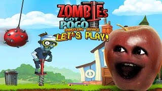Midget Apple Plays - Zombie