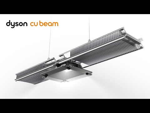 Introducing the Dyson Cu-Beam Duo suspended light – Official Dyson Video