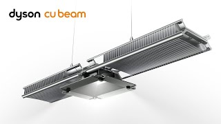 The Dyson Cu-Beam™ suspended light