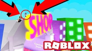 SECRET AREA IN ROBLOX PET SIMULATOR!