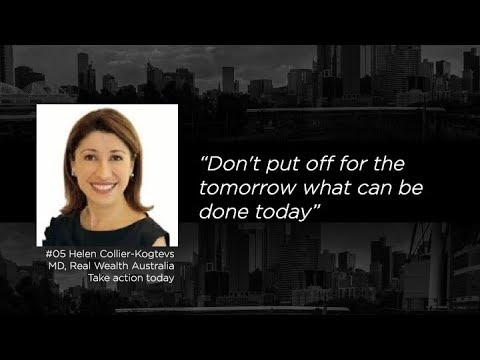 Helen Collier-Kogtevs - Take Action Today