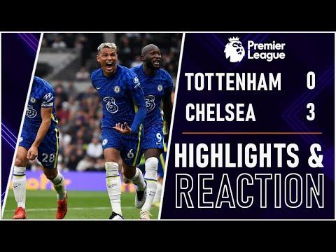Chelsea DESTROY TOTTENHAM! Tottenham 0-3 Chelsea Highlight & Reaction Show