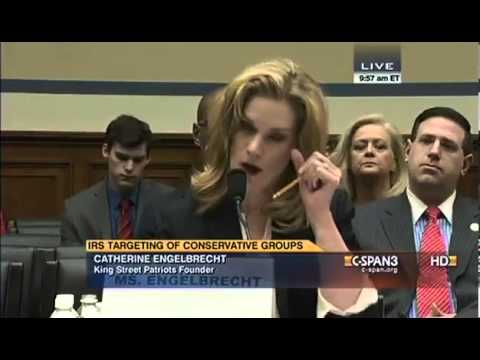 Liberty For All   MUST WATCH  This Woman's Congressional Testimony