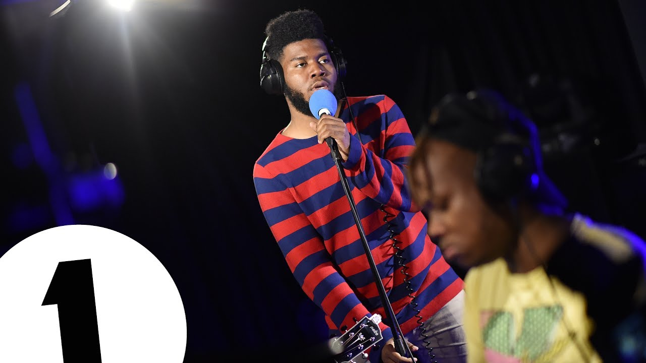 Khalid - Lost (Frank Ocean cover) - Radio 1's Piano Sessions