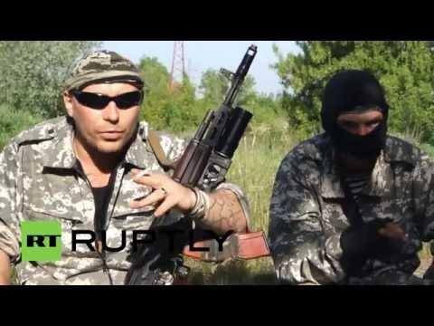 Ukraine: Slavyansk activists
