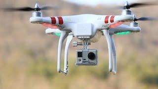 Квадрокоптер DJI Phantom 2 (2.4G) v2.0(, 2014-12-23T17:28:24.000Z)