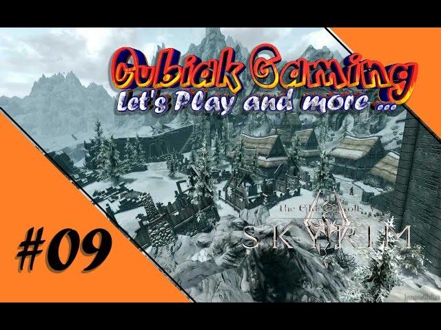 TREPPENLIFTER FTW ★ Let's Play The Elder Scrolls V: Skyrim Remastered #09