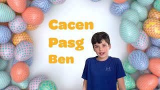 Cacen Pasg | Ben | Fideo Fi