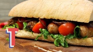 The Ultimate Sausage Sandwich: Food Fest S01e7/8