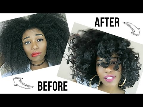 BEST WAY TO MOISTURIZE DRY NATURAL HAIR