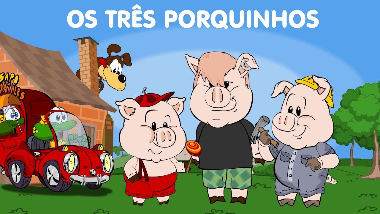 Desenho Animado Infantil Em Português