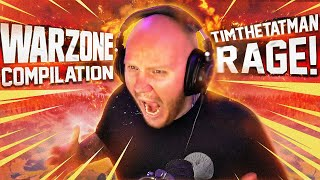 TIMTHETATMAN RAGE COMPILATION!! CALL OF DUTY WARZONE