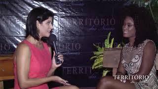 IZA CARDOSO APRESENTADORA - ENTREVISTA COM ERIKA JANUZA