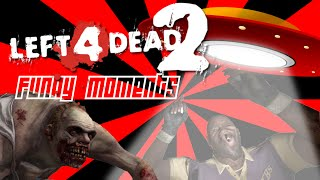 Left 4 Dead 2 Funny Moments 3 - Space Jockeys (Custom Campaign)