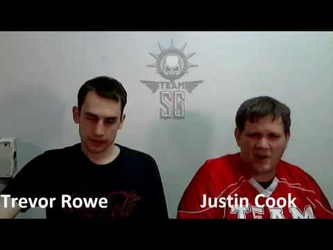 Warhammer 40k 7th Edition Release #4: Unit Types and Movement (Justin Cook and Trevir Rowe)