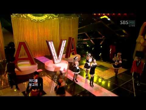 Lee Jung Hyun - Vogue Girl (HD) Live