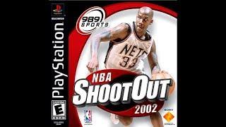 NBA ShootOut 2002 (PlayStation)
