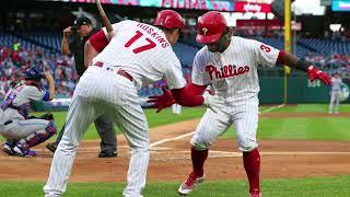 Garion Thorne talks Aaron Nola, Rhys Hoskins, Manny Machado, and more MLB